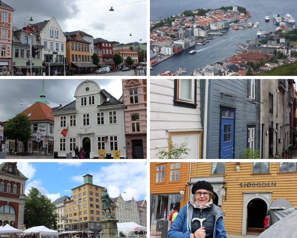 Reisen mit Behinderung-Bergen-Norwegen