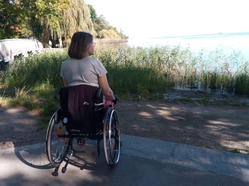 Urlaub mit Behinderung