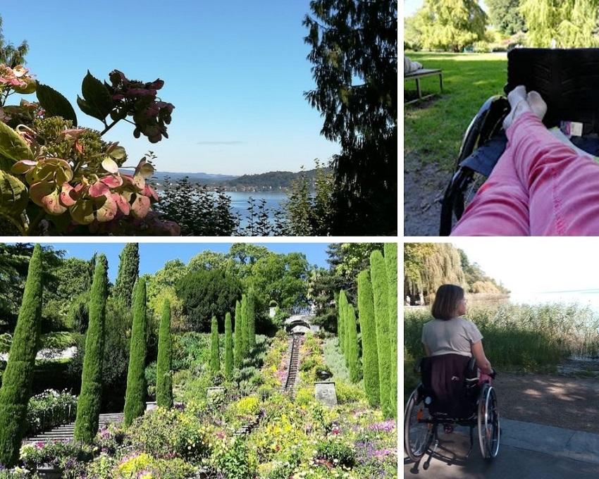 Urlaub mit Behinderung am Bodensee