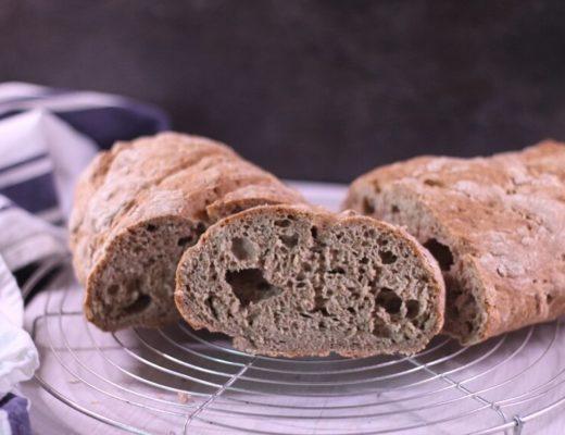 Brot bei Multiple Sklerose - ketogene, linolfreie und glutenfreie Rezepte