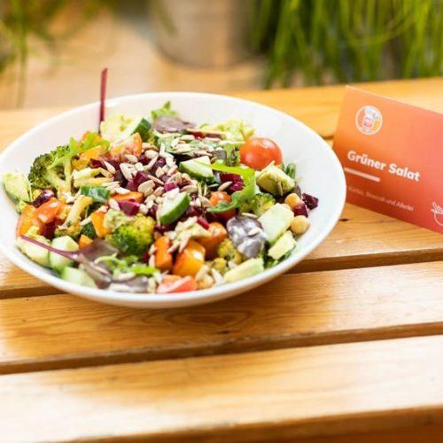 Vorspeise Salat von Cleos hAPpchen