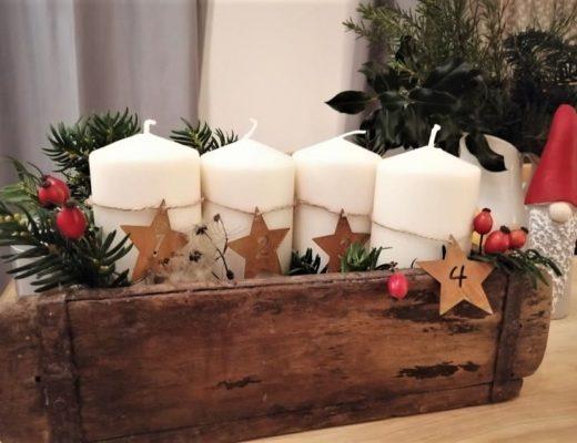 Nikolaus und eine kleine Geschichte zum Advent