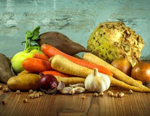 Ernährung bei MS