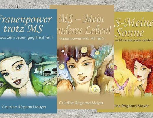 Autorin von Frauenpower trotz MS