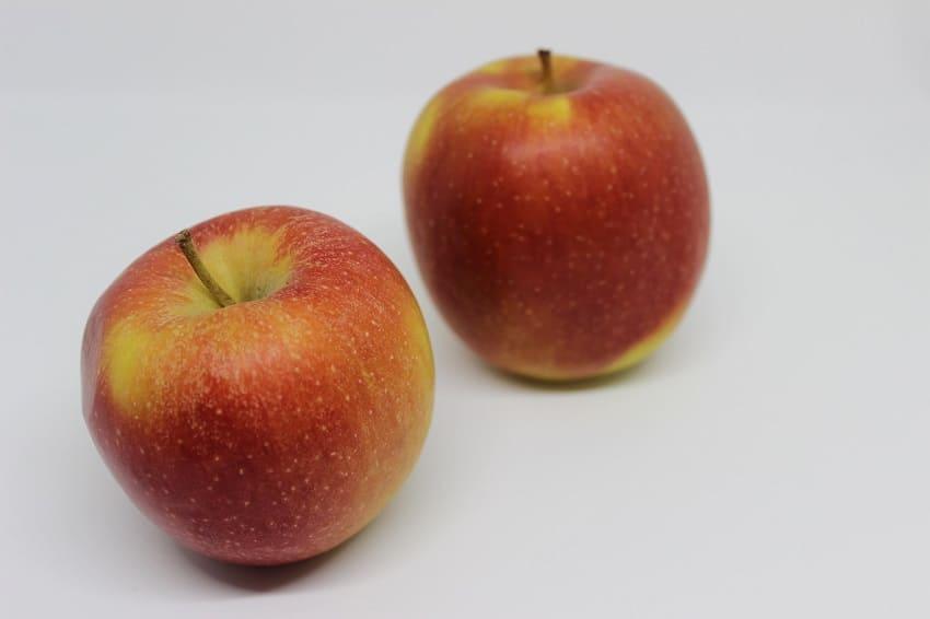 Äpfel-Frühstück