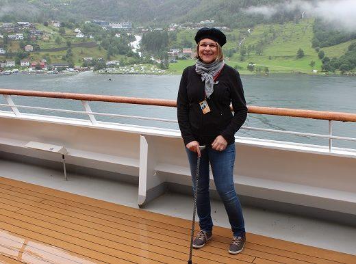 Reisen mit Handicap und Multiple Sklerose