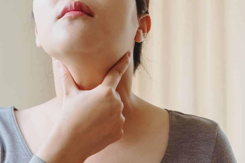 Schluckbeschwerden-Dysarthrie