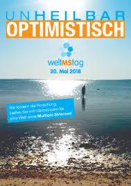 Welt-MS-Tag 2018