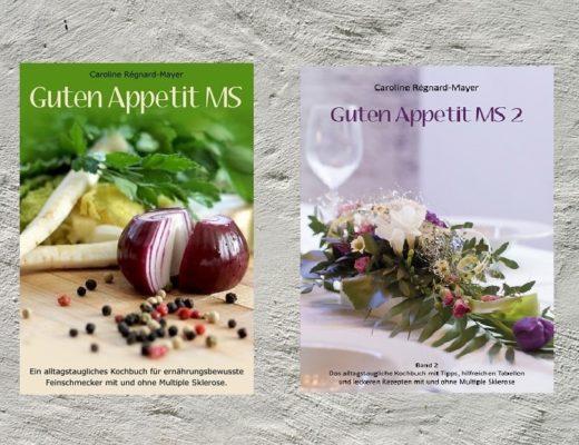 Kochbücher Guten Appetit MS 1 und 2