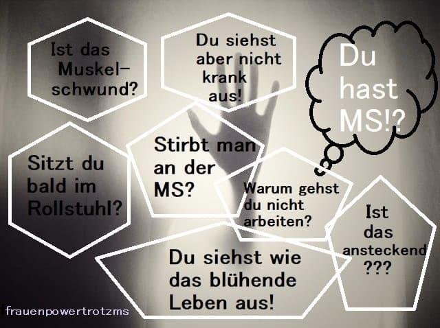 """Meine FB-Seite """"Frauenpower trotz MS"""""""